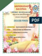 Indicadores Paola