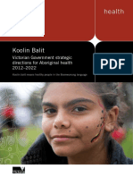 Koolin Balit Jul13 Health Plan