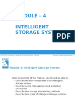 Module 4 Intelligent Storage Systems.pptx