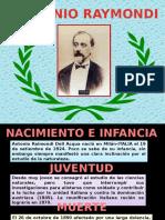 Antonio Raimmondi