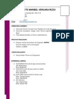 Curriculum Vitae021687