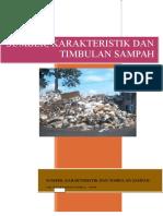 Sumber, Karakteristik Dan Timbunan Sampah