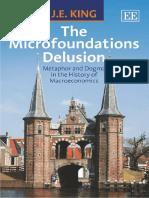 The Microfoundations Delusion