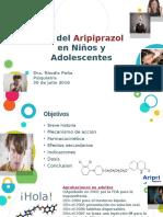 Uso Del Aripiprazol