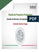 Diseño de Proyectos Productivos