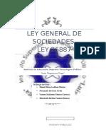 Ley General de Sociedades Trabajo (1)