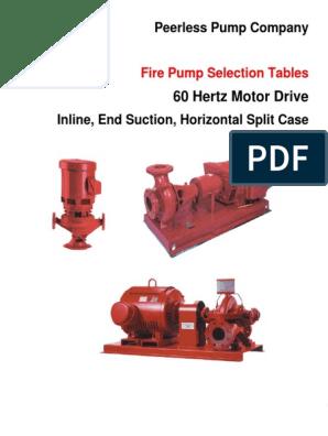 Brochure B1510-60Hz Horizontal, Inline Selection pdf