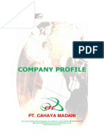 Contoh Company Profile-Inspeksi