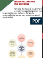 Prinsip Pengendalian Dan Pengurusan Bengkel