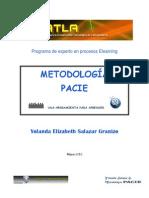 Metodología PACIE Yolanda Salazar G