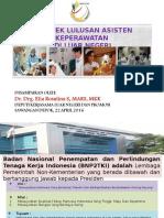Deputi KLNP BNP2TKI Sawangan Depok