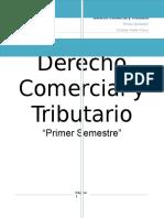 Derecho Comercial y Tributario