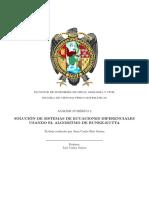 Sistemas de ecuaciones diferenciales de orden superior