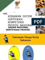 Lm 1. Kebijakan Sistem Sertifikasi Nasional (Rev 1 )