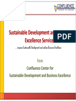 CCSDBE - Sustainable Dev and Busi Excelle Services