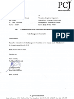 Management Presentation [Company Update]