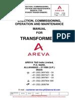 Transformer Manual