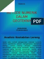 Metode Numerik (Tugas 1)
