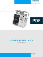 Philips HeartStart MRx - Service Manual
