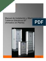 Manual de Inst y Mantto Tabl Eléc BT 91336_R00