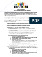 Houston4All Jobs Policy