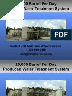 20000barrelperdayproducedwatertreatmentsystem-121112122637-phpapp01