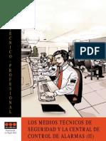 Securitas Manual Area Tecnicoprofesional Medios Tecnicos Central Alarmas 2 Tema 3