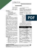 Transpo-Law Review (Aquino)