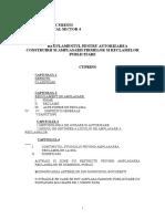 Regulamentul Pentru Autorizarea Construirii Si Amplasari 1