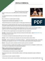Batistaesperanca.com.Br-como Melhorar a Escola Dominical