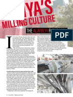 Konya's milling culture - The Alaybeyi flour mill