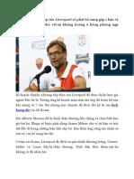 Keo Bong Da Liverpool