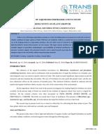 25. Ijasr - Production of Liquid Bio-fertilizer and to Study Its Effectivit