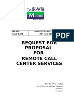 RFP Remote Call Center Services.docx