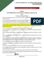 Artigos Importantes Juri XVI EXAME