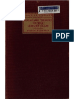 47409286 Nikolai Bukharin Economic Theory of the Leisure Class
