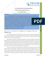 5. IJECR - Economic Foundations of International Trade in The