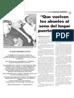 Por las Diocesis:Mayaguez 2110