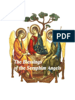 Blessing of Seraphim Angels