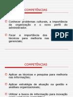 1- Administração