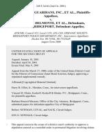 Bridgeport Guardians, Inc. v. Arthur J. Delmonte, City of Bridgeport, 248 F.3d 66, 2d Cir. (2001)