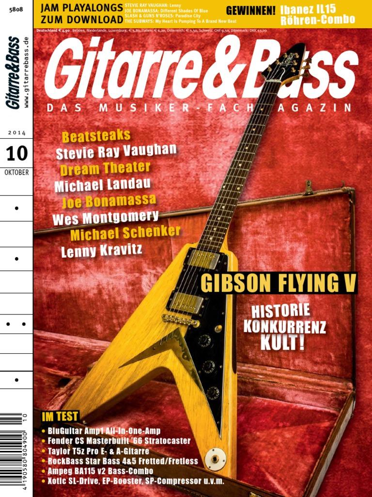 Mggbd1410 Gitarre Bass Neu