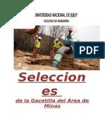 2-Selecciones Minera 2014