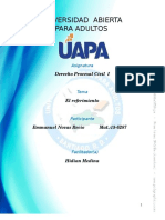 REFERIMIENTO UAPA