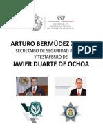 Libro Negro SSP-Veracruz