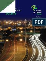 RAF Annual Report 2014
