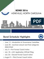 EDC Bond Presentation