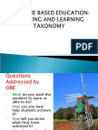 .OUTCOME BASED EDUCATION_TEACHING & LEARNING TAXONOMY2 chap 8.ppt