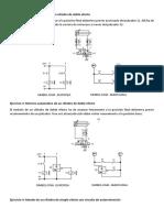 Ejercicios de Electrohidraulica