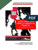 Guion Didactico Cuadernillo 2 Campaña 2011def